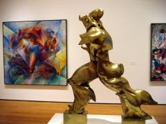 future sculpture